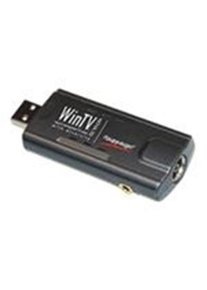 Hauppauge WinTV Nova-TD - DVB-T receiver - Hi-Speed USB