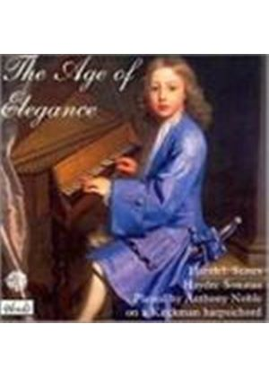 HANDEL/HAYDN - The Age Of Elegance (Noble)