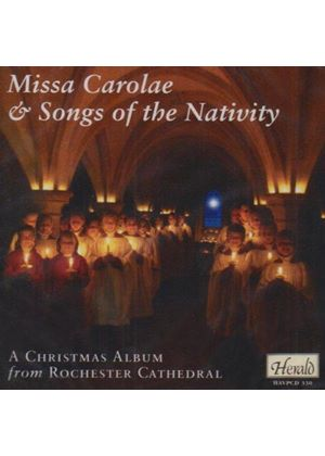Various Composers - Missa Carolae And Songs Of Nativity (Sayer, Soper) (Music CD)