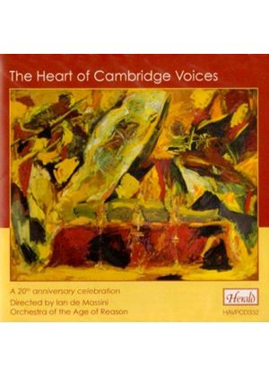 Various Composers - The Heart Of Cambridge Voices (De Massini) (Music CD)