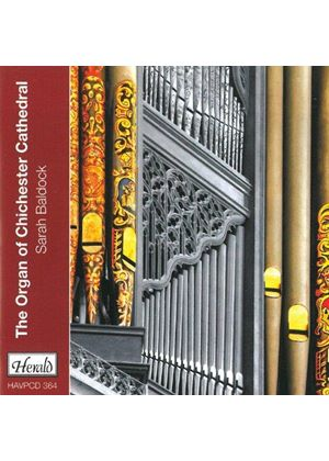 Organ of Chichester Cathedral (Music CD)