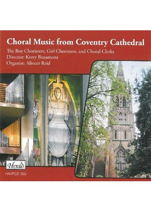 Choral Music from Coventry Cathedral (Music CD)