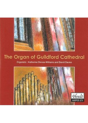 Organ of Guildford Cathedral (Music CD)