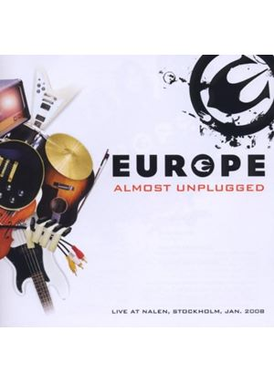 Europe - Almost Unplugged (Music CD)