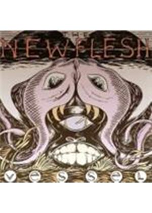 New Flesh - Vessel (Music CD)