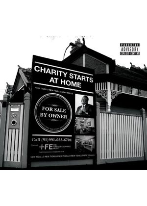 Phonte - Charity Starts at Home (Parental Advisory) [PA] (Music CD)
