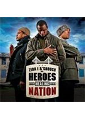 Zion I & The Grouch - Heroes In The Healing Of The Nation (Music CD)