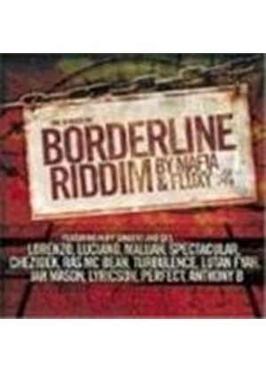 Various Artists - Borderline Riddim By Mafia And Fluxy (Music CD)