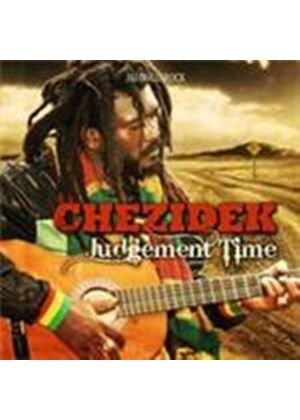 Chezidek - Judgement Time (Music CD)