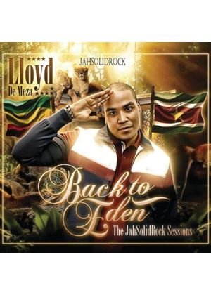 Lloyd de Meza - Back To Eden (Music CD)