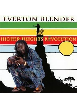 Everton Blender - Higher Heights Revolution (Music CD)