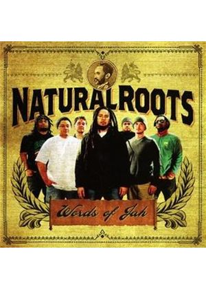 Natural Roots - Words of Jah (Music CD)