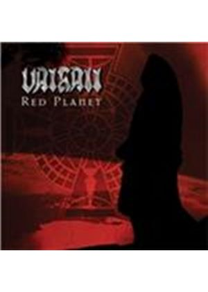 Valhall - Red Planet (Music CD)