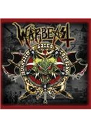 Warbeast - Krush the Enemy (Music CD)