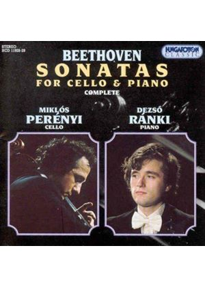 Ludwig Van Beethoven - Cello And Horn Sonatas