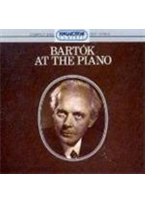 Bartók at the Piano - 1920-1945