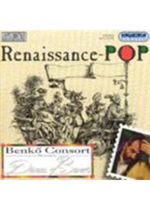 VARIOUS COMPOSERS - Renaissance Pop: Hungarian, German