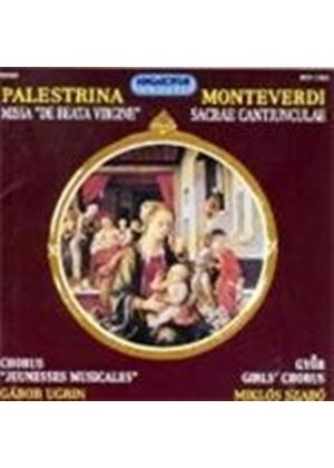 Palestrina and Monteverdi Choral Works