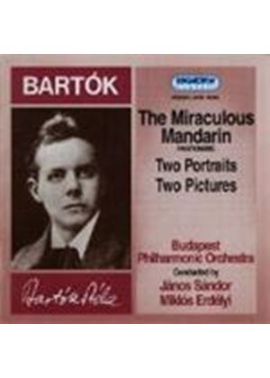 Bartók: The Miraculous Mandarin; Portraits; Pictures