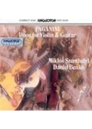 Paganini: Duos for Violin and Guitar