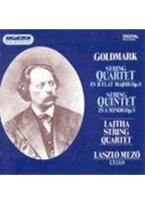 Goldmark: String Quartets