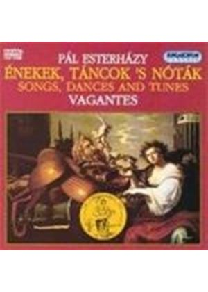 Pal Esterhazy - Songs, Dances And Tunes (Vagantes Ensemble)