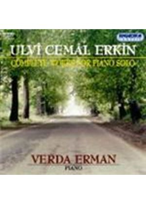 Ulvi Cemal Erkin - Complete Works For Piano Solo (Erman)