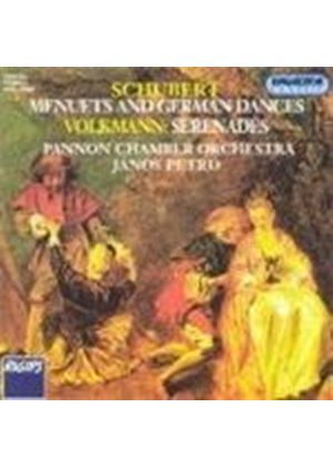 Schubert: Menuets and German Dances/Volkmann: Serenades