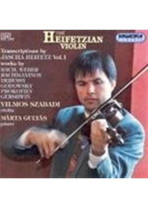 (The) Heifetzian Violin