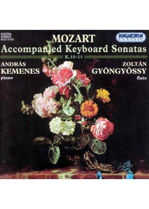 Mozart: Accompanied Keyboard Sonatas