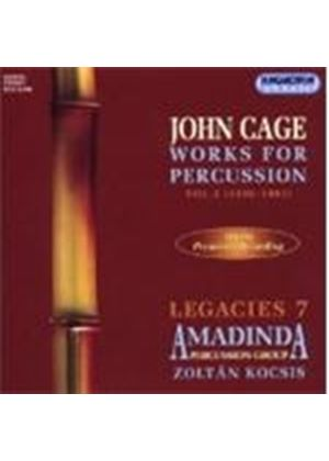 John Cage - Works For Percussion Vol. 5 (Kocsis)