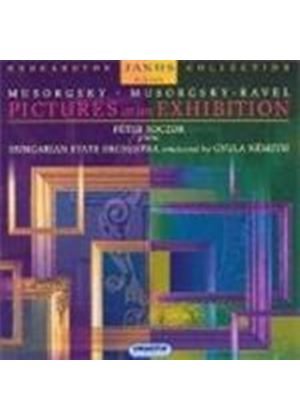 MUSSORGSKY/RAVEL - Pictures At An Exhibition (Nemeth, HSO, Koczor)