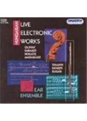 Hungarian Live Electronic Works