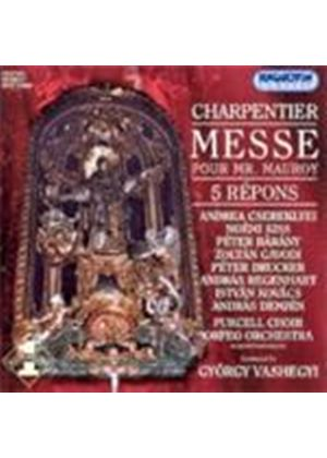 Marc-Antoine Charpentier - Mass For Mr Mauroy