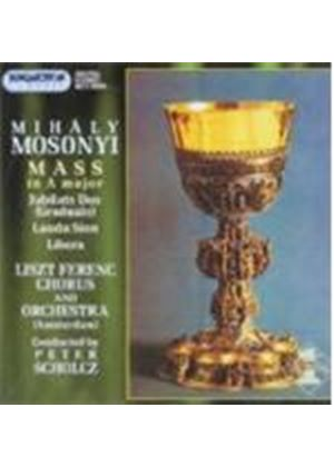 Mihaly Mosonyi - Mass No. 4 In A Major (Scholcz, Liszt Ferenc Chorus And Orc)