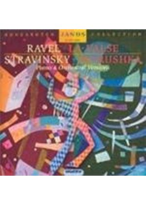 Ravel/Stravinsky - La Valse/Petrushka Piano And Orchestral Versions (Lehel)