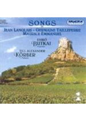 Langlais: Songs