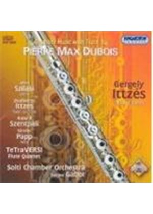 Dubois: Chamber Works with Flute; Flute Concerto