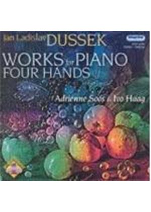 Dussek: Piano Works for Four Hands