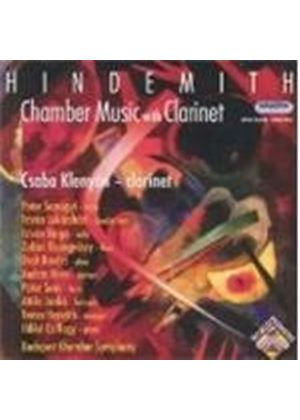 Hindemith: Chamber Works with Clarinet