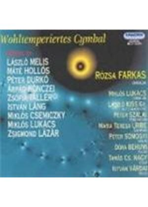 Various Artists - Wohltemperiertes Cymbal