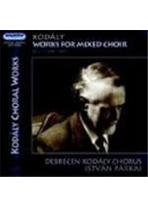 Kodály: Works for Mixed Choir, Vol 3