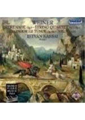 Weiner: Piano Music, Vol 4