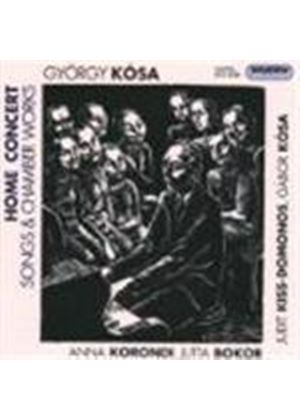 Kosa: Songs & Chamber Works