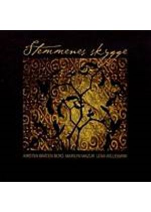 Berg/Willemark/Mazur - Stemmenes Skygge (Music CD)