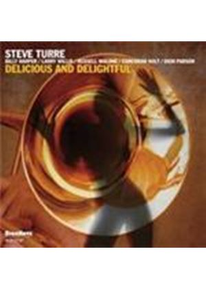 Steve Turre - Delicious And Delightful (Music CD)