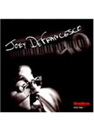 Joey DeFrancesco - 40 (Music CD)