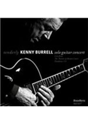 Kenny Burrell - Tenderly (Live Recording) (Music CD)
