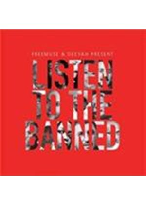 Various Artists - Listen To The Banned (Music CD)