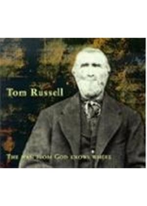 Tom Russell - MAN FROM GOD KNOW